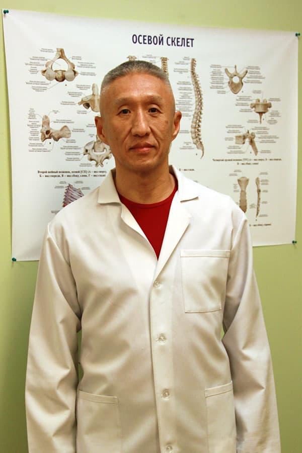 врач-невролог