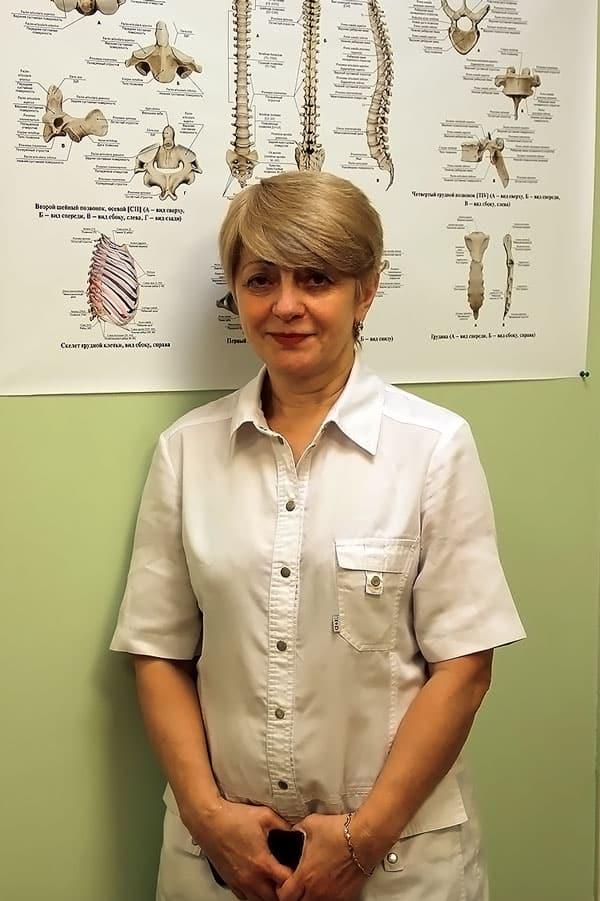 врач-невролог Суханова Татьяна Николаевна