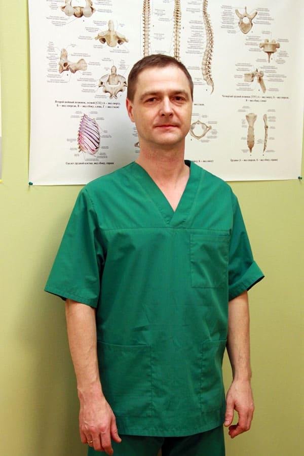 врач-невролог Суханов Никита Александрович