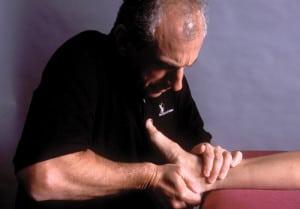 Мануальная терапия в процессе лечения